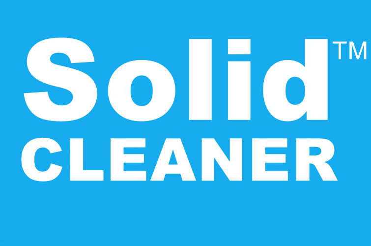 Solidcleaner logo